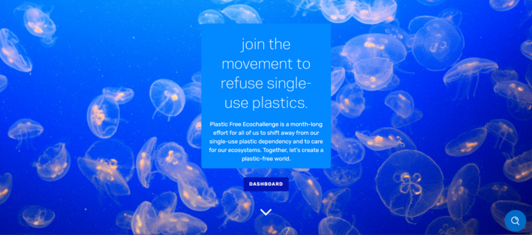 Join Us for Plastic Free July!