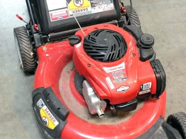 Service - Mower TuneUp