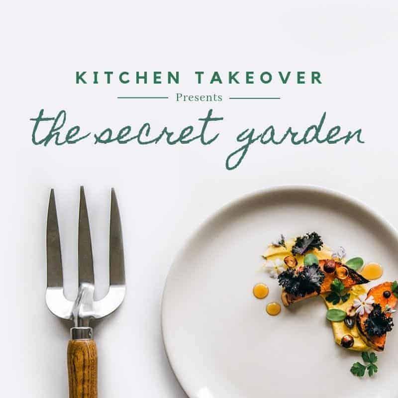 Kitchen Takeover Secret Garden Title Only