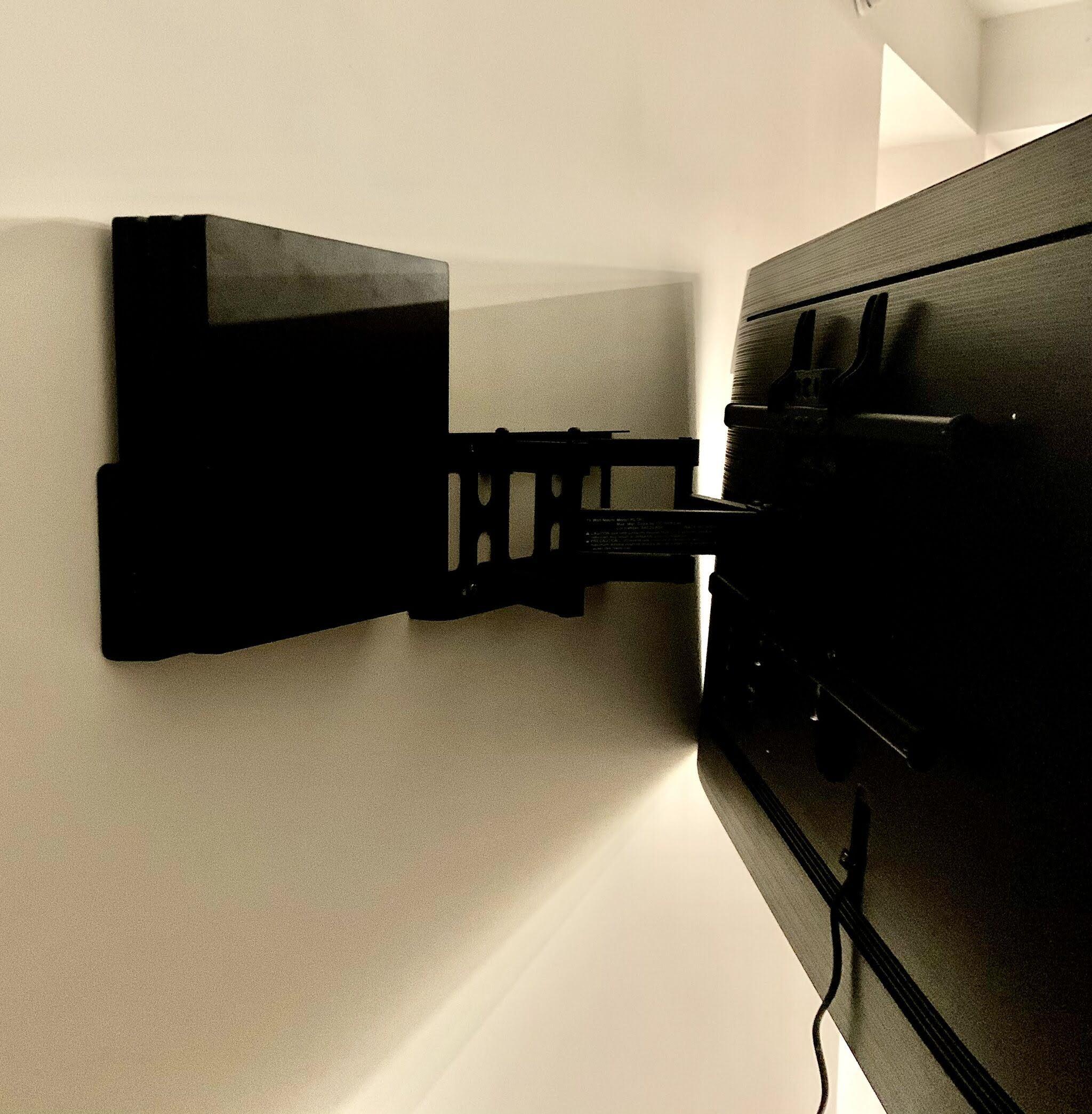 Flat Screen Swivel TV Wall Mount