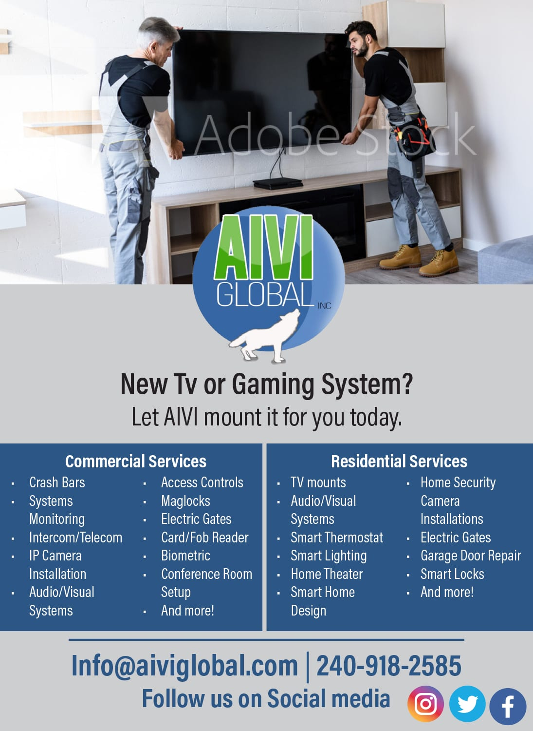 AIVI Global February 2021 Special