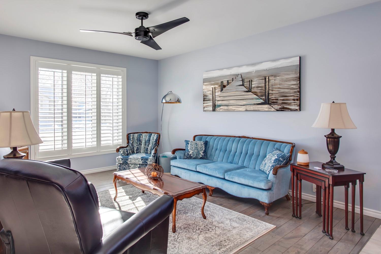 Stony Plain Living Room