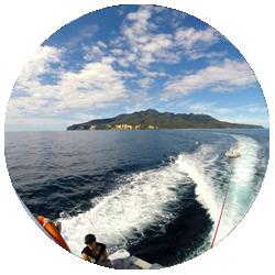Little Barrier Island, Outer Gulf Charters