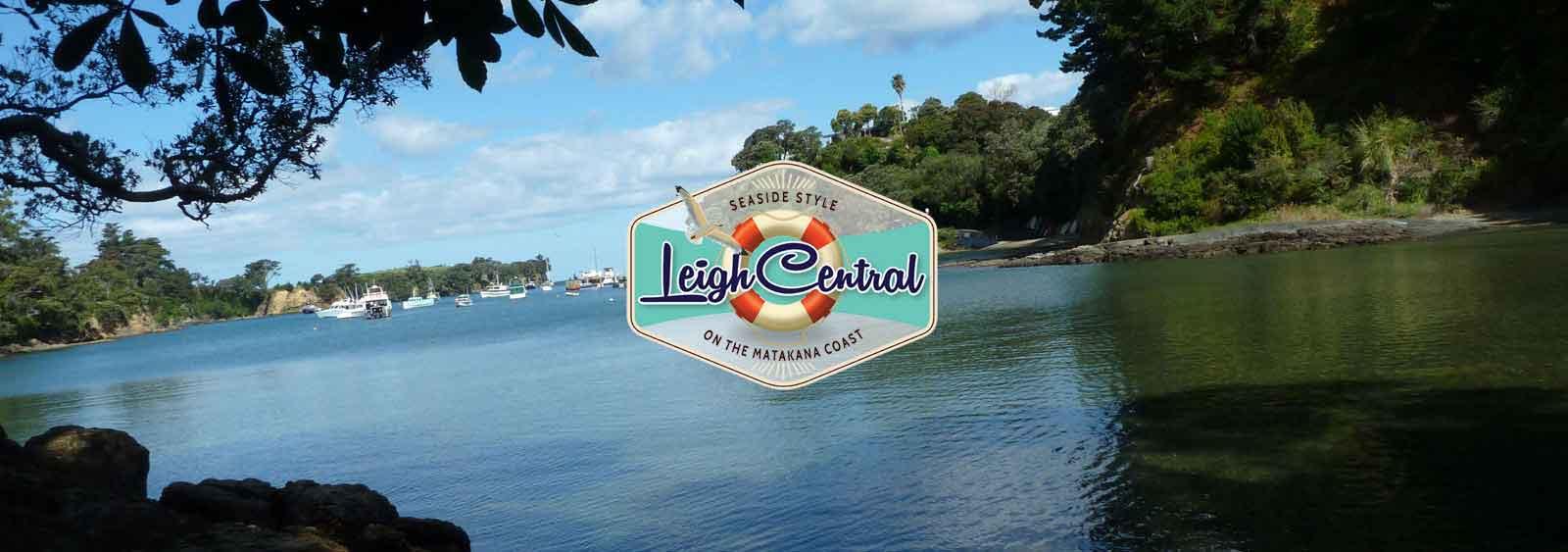 Leigh Central, Leigh Harbour