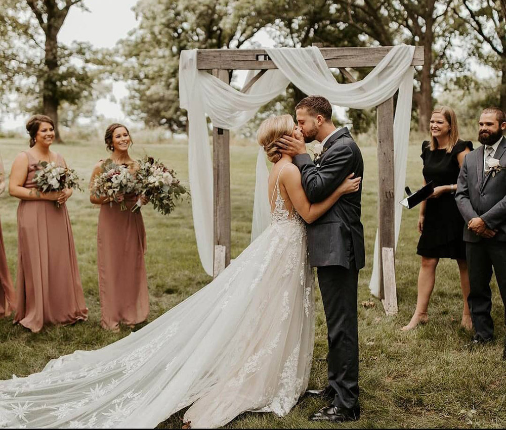 Custom Ceremonies by Affordable I Dos