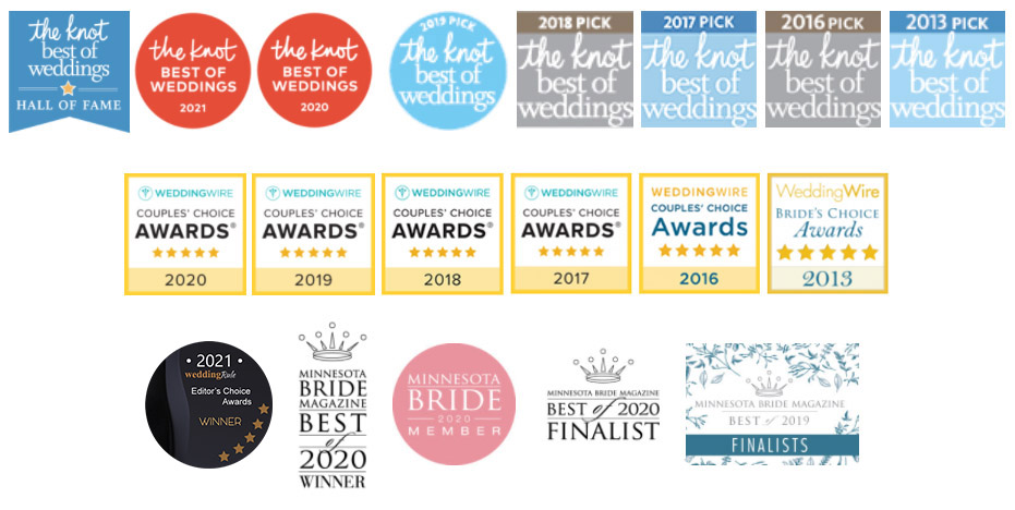 Awards for Perfect Day Ceremonies