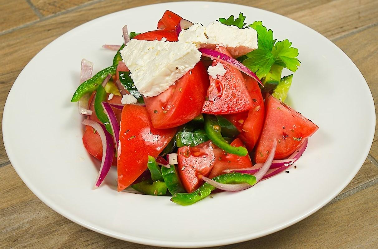 Rustic Tomato Salad