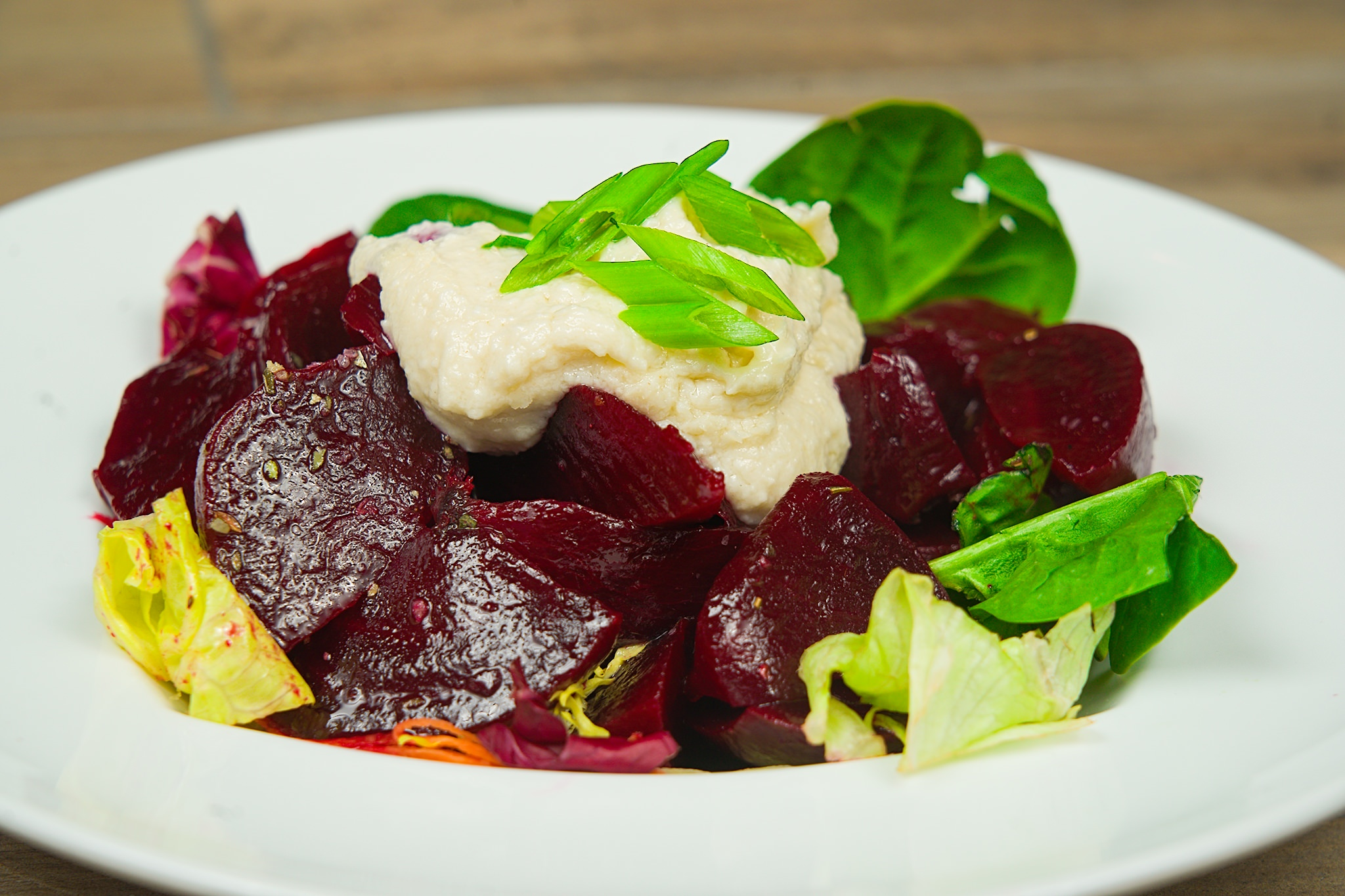 Organic Beets Salad
