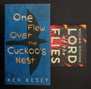 Reading: Lord of the Flies - One Flew Over the Cuckoo's Nest