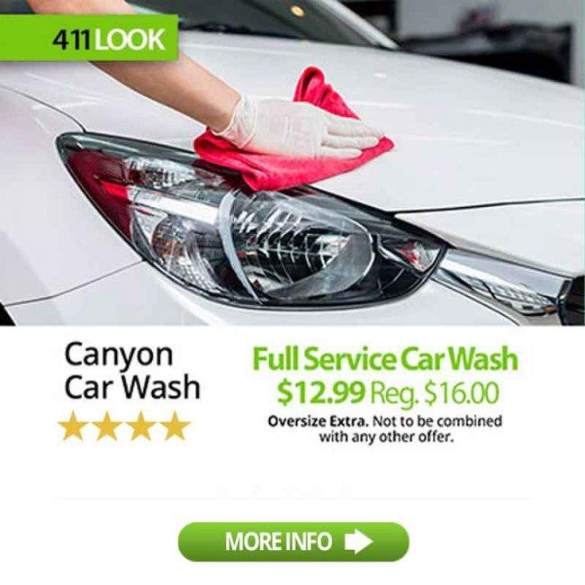 Canyon Car Wash