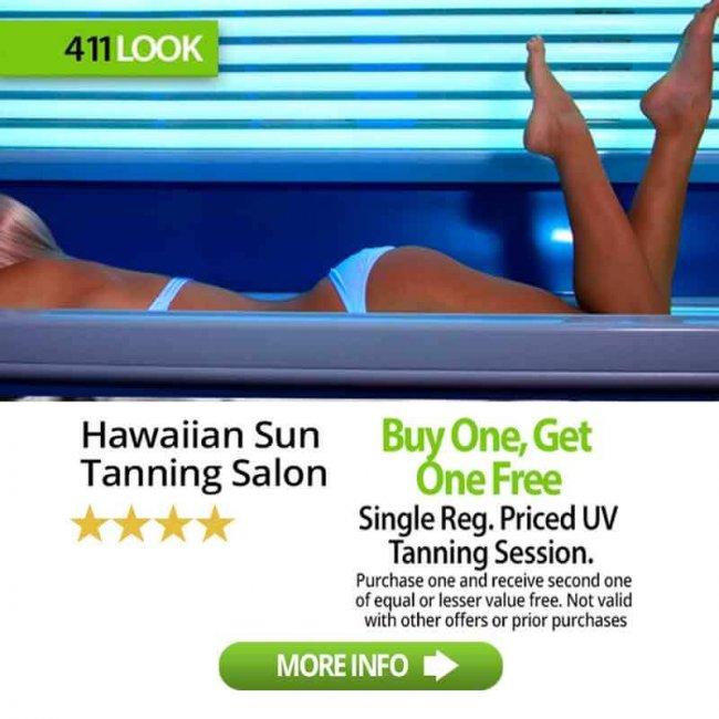 Hawaiian Sun Tanning Salon