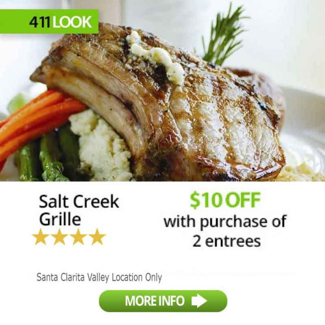 Salt Creek Grille