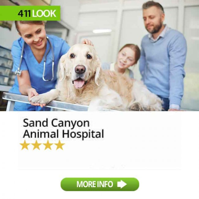 Sand Canyon Animal Hospital