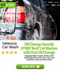 Valencia Car Wash