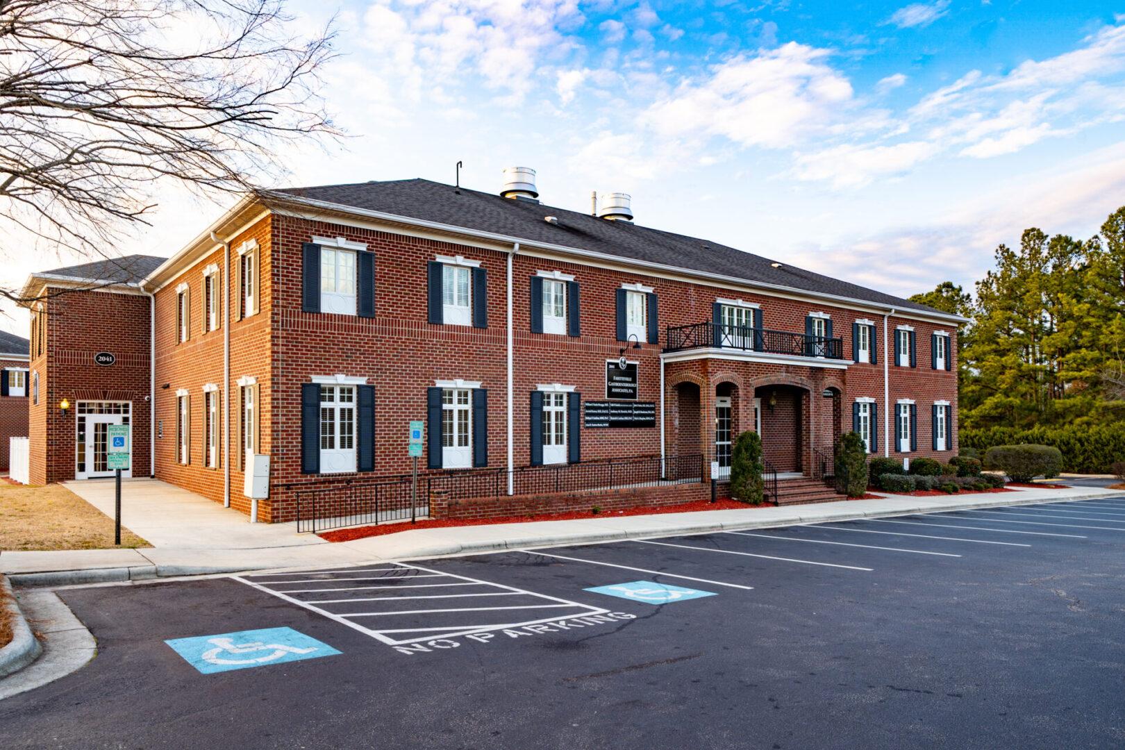 Fayetteville Gastroenterology Associates Building