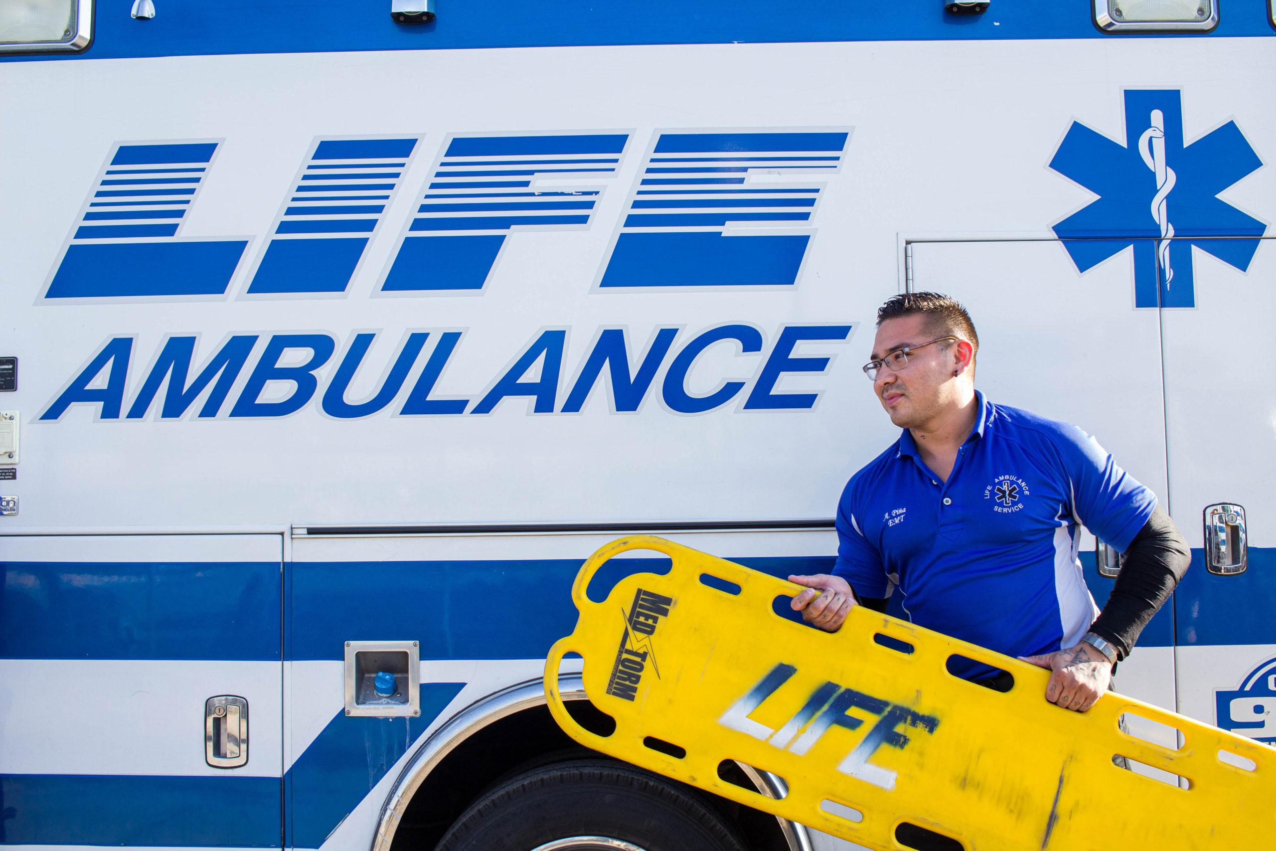 Life Ambulance El Paso Non Emergency Transportation