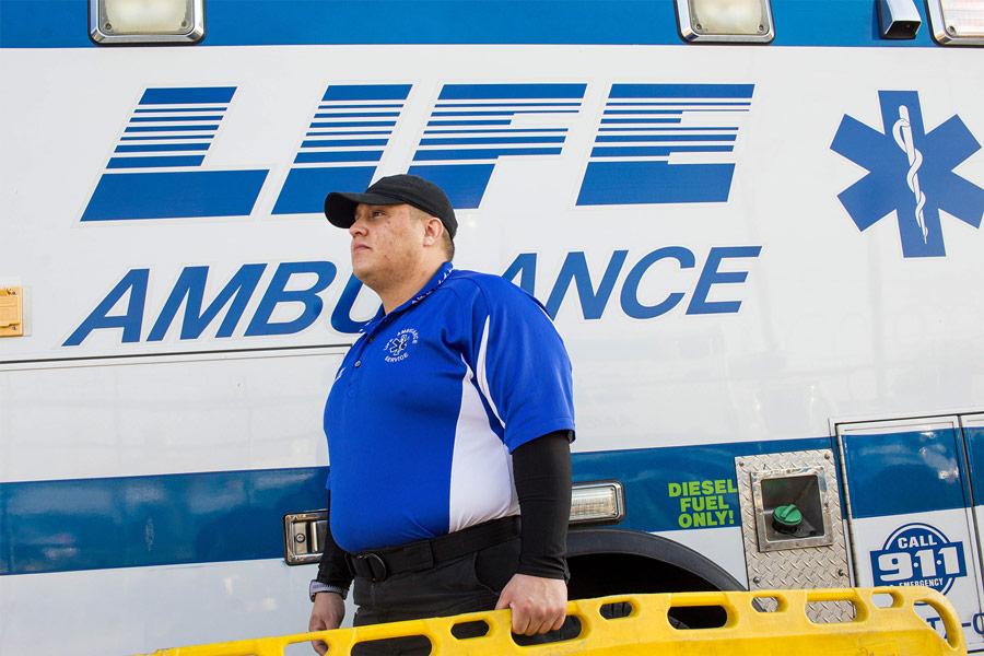 Medical Transportation Services in El Paso