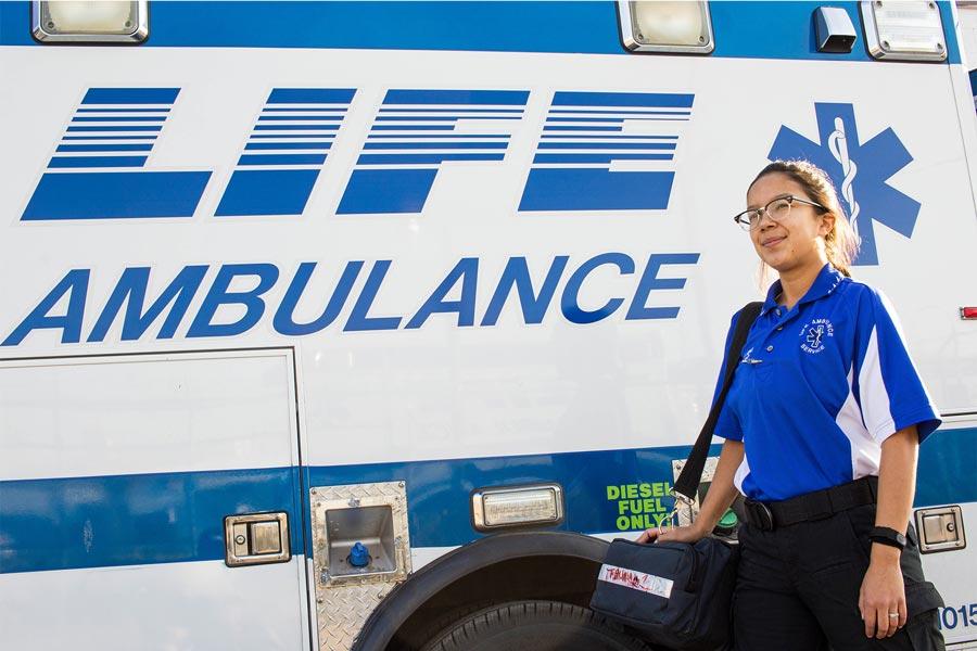 El Paso Medical Transports EMT
