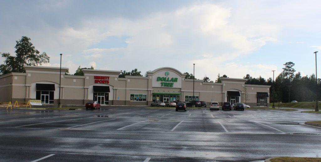 Legends Square Retail