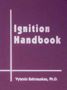 Purple cover for Ignition Handbook