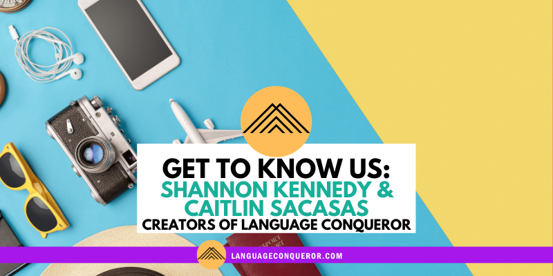 Snack-Sized Language Podcast Episode 1: Get to Know Us!