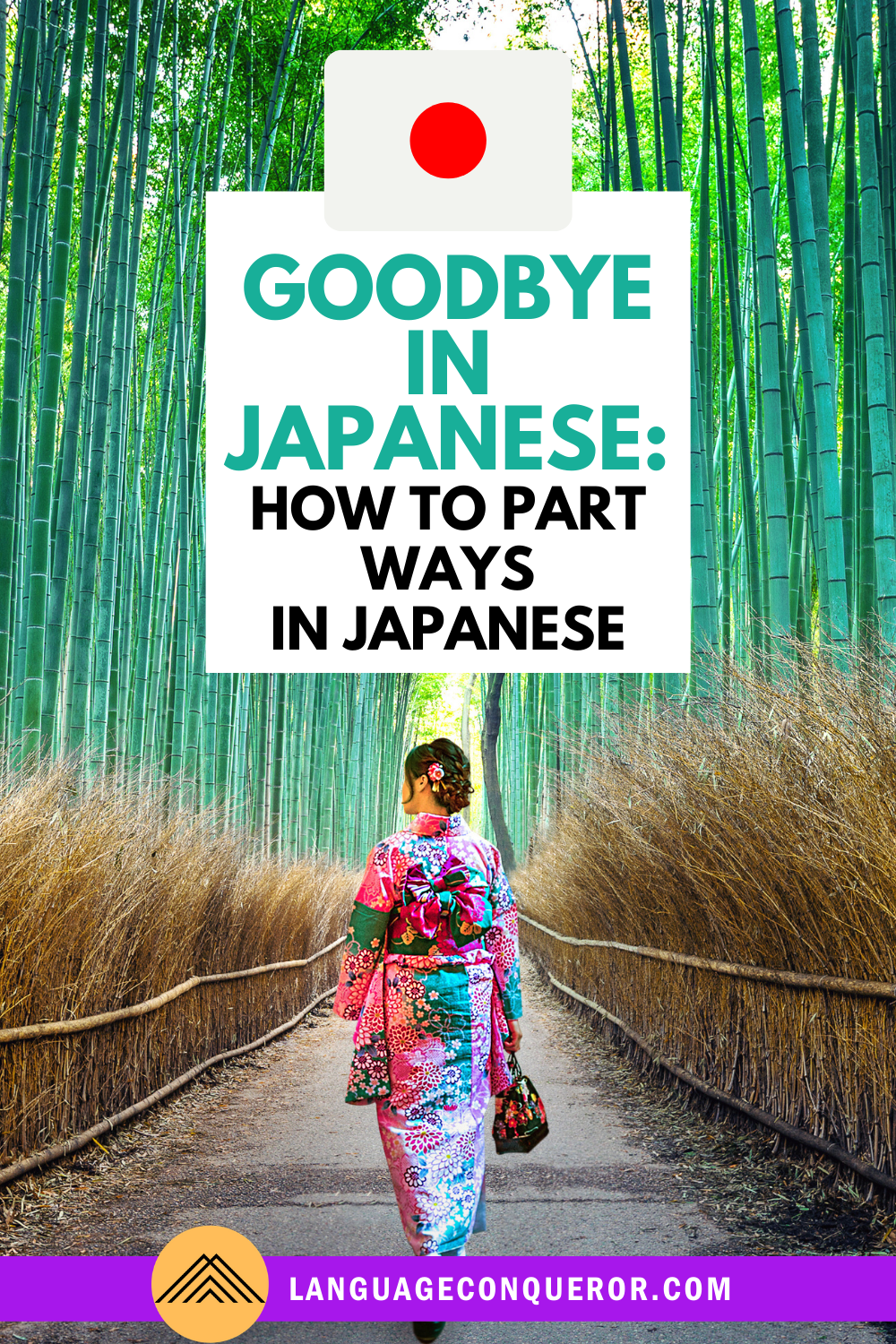 Goodbye in Japanese: How to Part Ways to Japanese