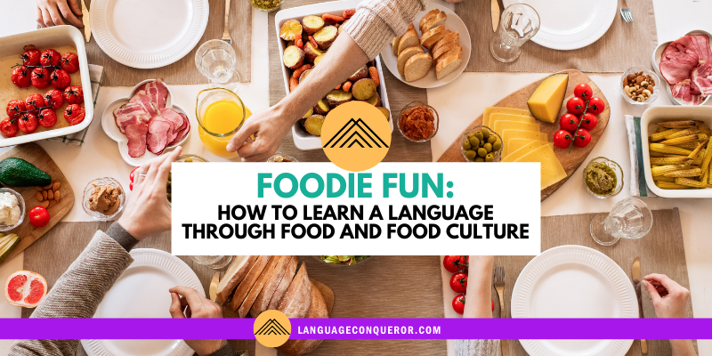 Snack-Sized Language Episode 14: Foodie Fun
