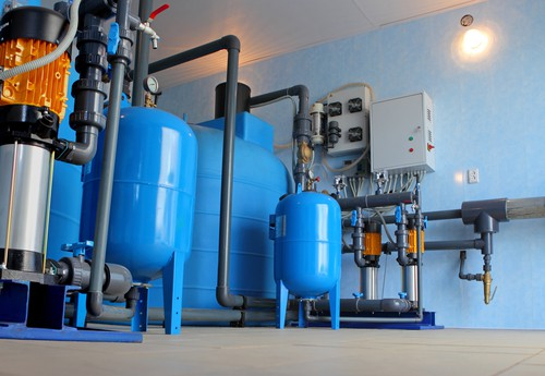 San Diego water filtration