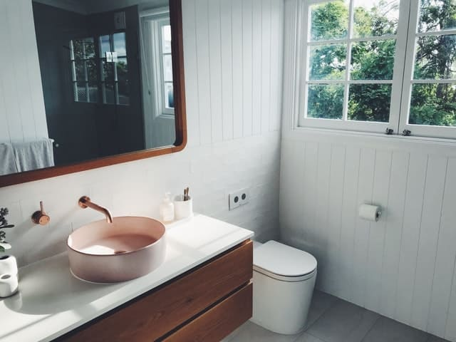 toilet remodel