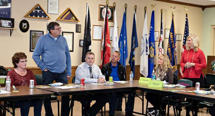 Monthly Chamber Meetings