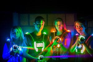 Laser Tag Gen8 Laserforce