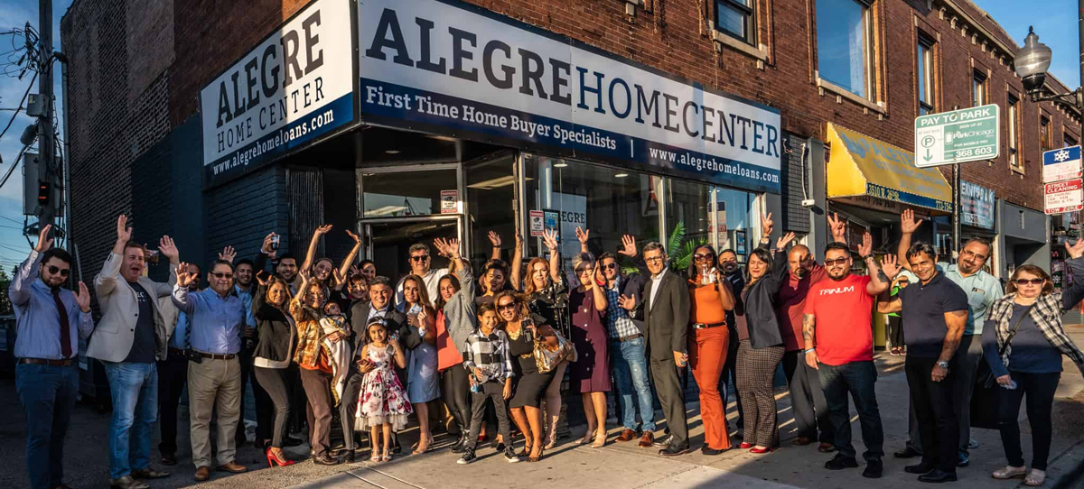 Alegre Home Loans is a new Division of Midwest Equity Mortgage, LLC.