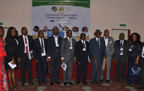 Speeding Up Criminal Litigation – Nigeria