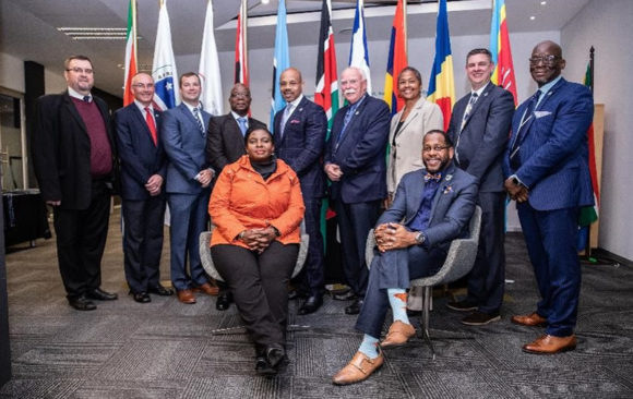 AGA-Africa Expands Its Fight Against Transnational Crimes In Africa.