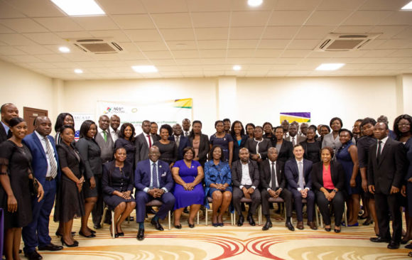 AGA-Africa Participates At The Annual Update Training  For State Attorneys Ho, Ghana