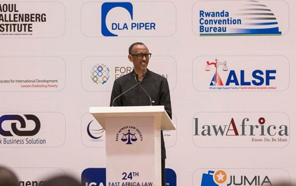 The East Africa Law Society (Eals) Annual Conference, Kigali, Rwanda