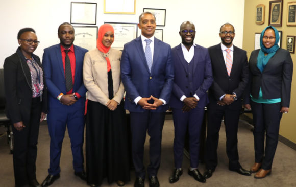 Joint AGA-Africa/ODPP Kenya Prosecutors Mentorship Programme At The Office Of The Attorney General For The District Of Columbia