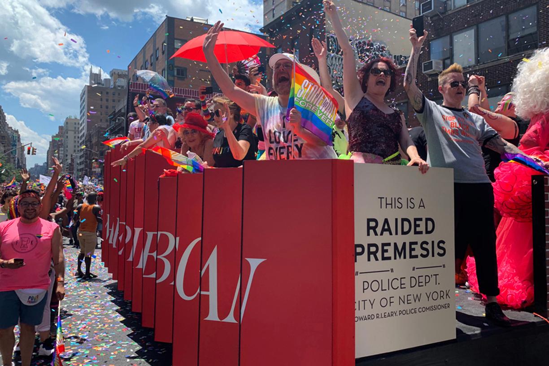 Brooklyn Brewery x The Stonewall Inn