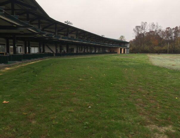 tee line building
