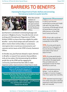 DPW Customer Service Fact Sheet and Progress Report