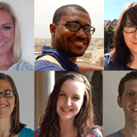 new faces at Just Harvest