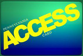 Pennsylvania ACCESS card