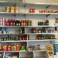 The inside of a McKees Rocks corner store hoping to join the Fresh Corners network