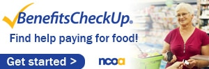 BenefitsCheckUp - Find help paying for food! NCOA