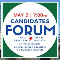 May 2 Candidates Forum