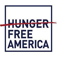 Hunger Free America logo