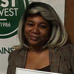 Just Harvest tax client Denise