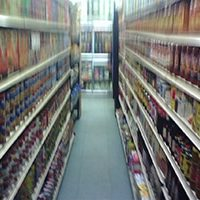 blurry grocery aisle (via Flickr/Consumerist Dot Com)