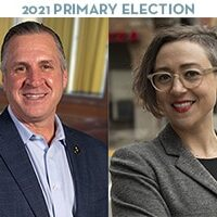 2021 Primary Election: Anthony Coghill and Bethani Cameron