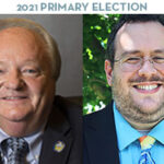 2021 Primary Election: Bob Macey and Steven Singer